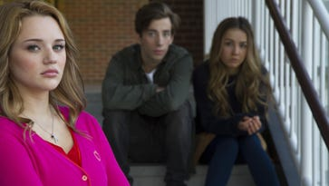 Jessica Burns (Lexi Ainsworth), 16, has a secret that she's afraid to share with anyone except her best friend, Brian Slater (Jimmy Bennett): For the past year, she's been victimized by another girl, her former friend, Avery Keller (Hunter King), one of South Brookdale High School's most popular and beautiful students.
