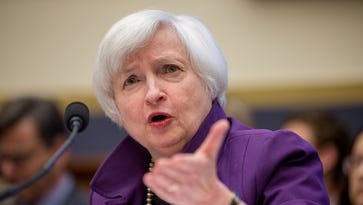 Federal Reserve Chair Janet Yellen is scheduled to testify before Congress Wednesday and Thursday.