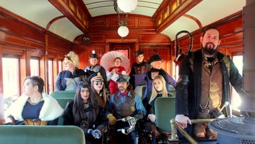 Steampunk festival rolling into Strasburg this weekend