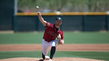 Diamondbacks option Matt Koch; Shelby Miller's return likely