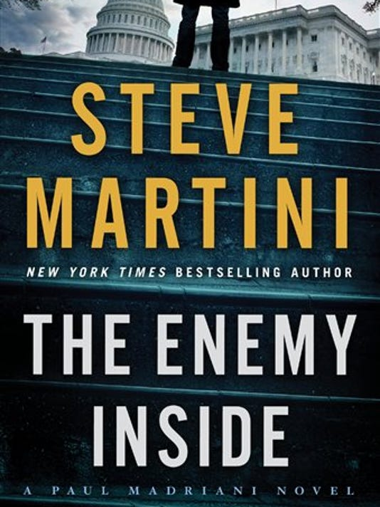Book Review The Enemy Inside