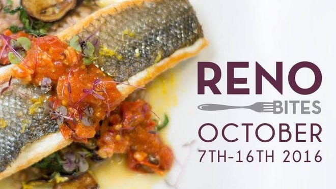 The fifth annual Reno Bites runs Oct. 7-16 at various food establishments around town. More than two dozen spots are offering specials, special menus or signature events.