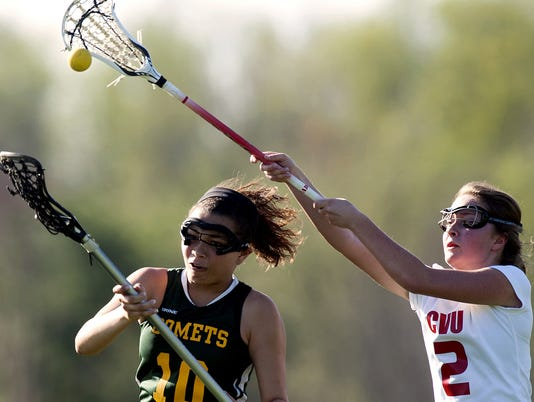 BFA St. Albans vs. CVU Girls Lacrosse 05/7/15