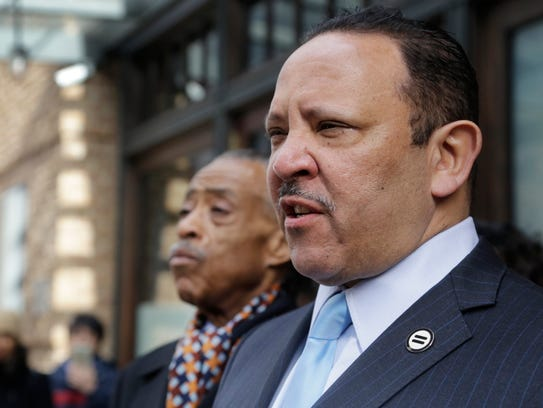 Marc Morial, president of the National Urban League,