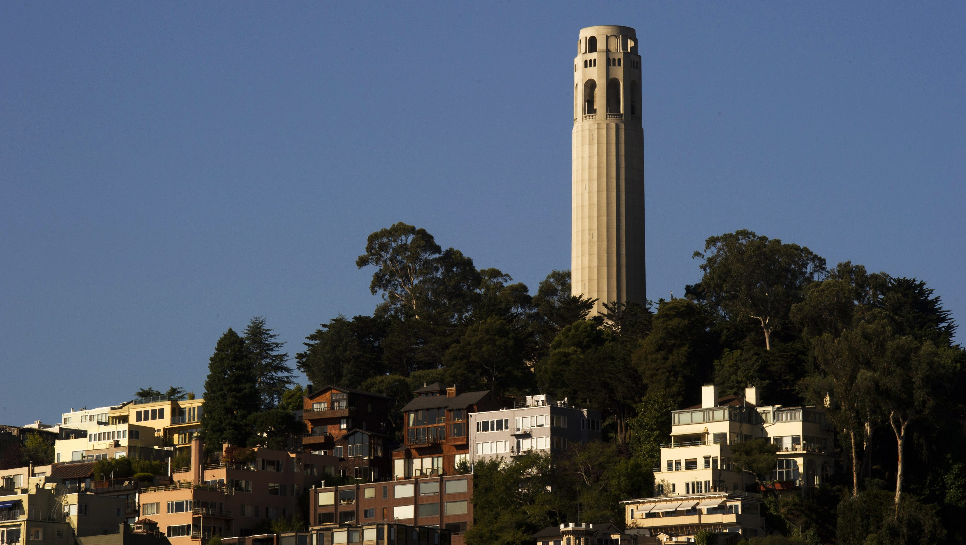 Iconic Coit Tower In San Francisco Closing For 5 Months