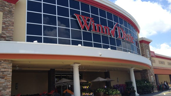 Winn-Dixie announced Thursday that it's rolling out