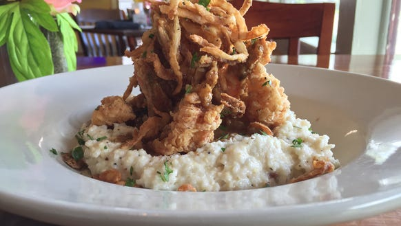 This Advertiser file photo depicts fried shrimp over