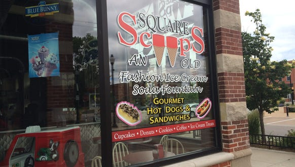 Square Scoops & Sweet Bakerie, 824 Main St., will remain