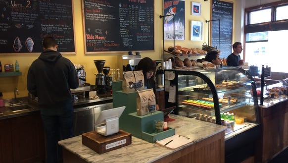 Rocket Baby Bakery offers fresh bread and a wide swath