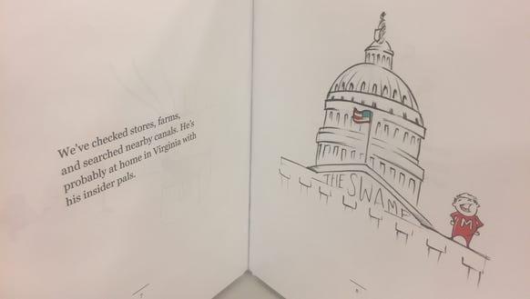 Todd Rokita's U.S. Senate campaign has produced a children's