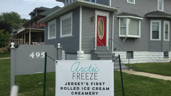 Thai rolled ice cream trend headed to collingswood for 302 terrace ave jersey city nj