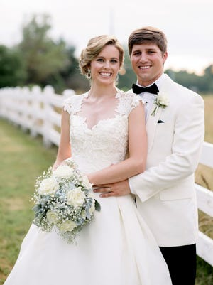 Libby Greenberg and Will Overton met as students at the University of North Carolina at Chapel Hill.