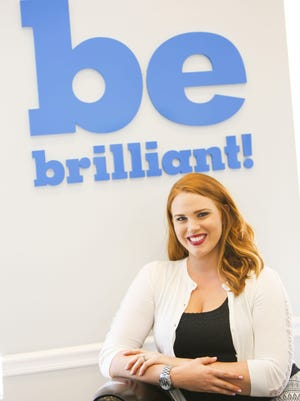 Kayla Collier, Social Media Specialist & Account Manager at Brilliant Lens LLC, calls south west florida home and looks forward to building a better life for her family and the young professional community.