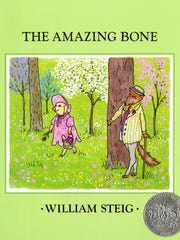 """The Amazing Bone"" by William Steig"