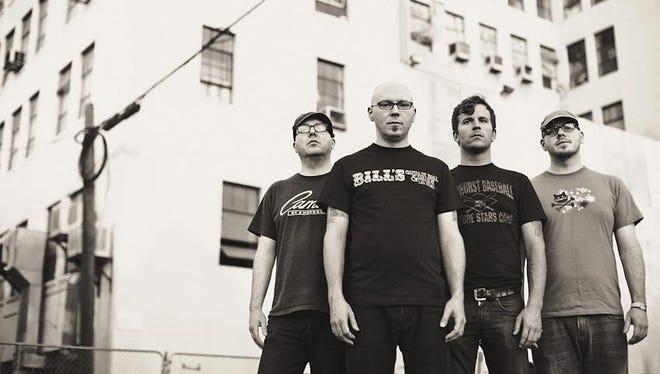 The Smoking Popes will perform May 1 at Rock City Studios in Camarillo.