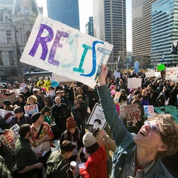 Trump resistance will never be a Tea Party for Democrats