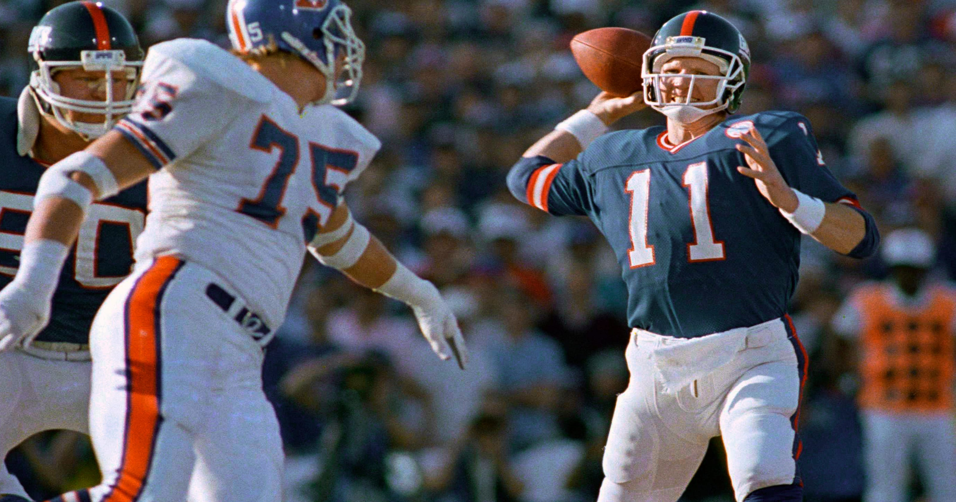 premium selection 126fb 7889f New York Giants QB Phil Simms feels Eagles QB Carson Wentz's ...