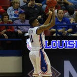 Louisiana Tech has trimmed Xavian Stapleton's transfer restrictions from 55 schools to 20.