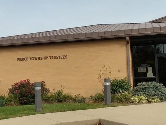 Pierce Township Board of Trustees and Amelia reach