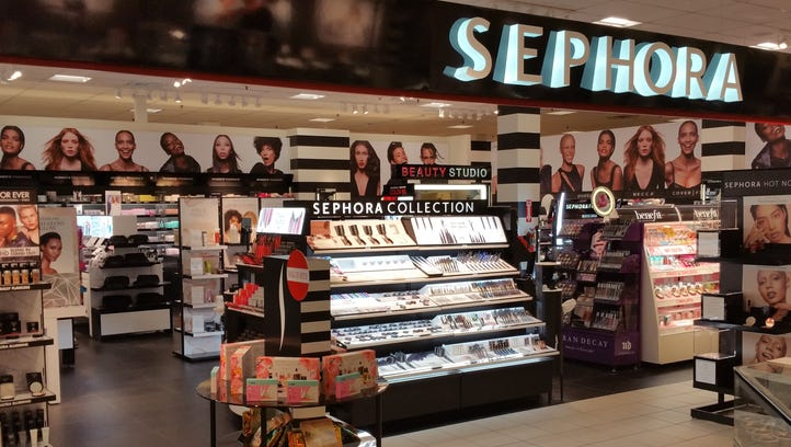 Has it already been a year? San Angelo Sephora marks anniversary with drawing, grab bags
