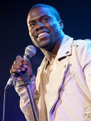 An appearance from Kevin Hart is among the highlights