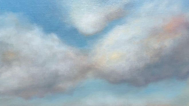 """""""Finding Solace,"""" by Patricia Gordon, will be on display at Kennedy Gallery in Portsmouth during August."""