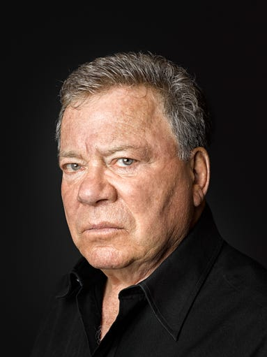 William Shatner will appear June 24 to answer audience