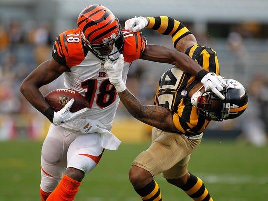Cincinnati Bengals v Pittsburgh Steelers