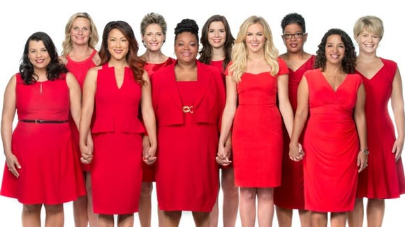 One in 3 women will die from cardiovascular disease, but it's 80% preventable. Go Red for Women on Friday, February 6 to raise awareness about the #1 killer of women.