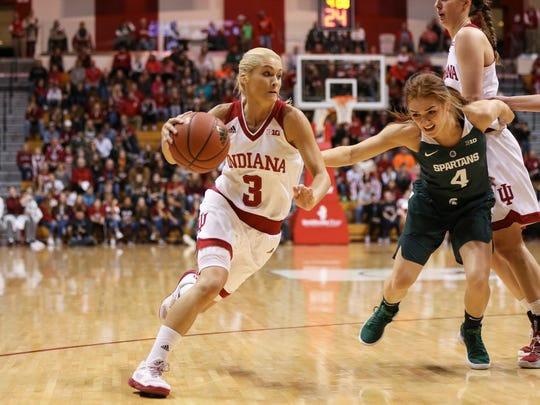 Tyra Buss will go down as one of the greatest players to ever wear an Indiana Hoosiers uniform, man or woman.