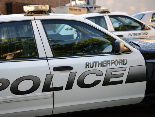 Rutherford Police Car