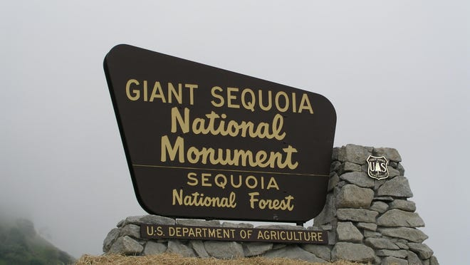 Porterville has taken a stance on the Sequoia National Monument.