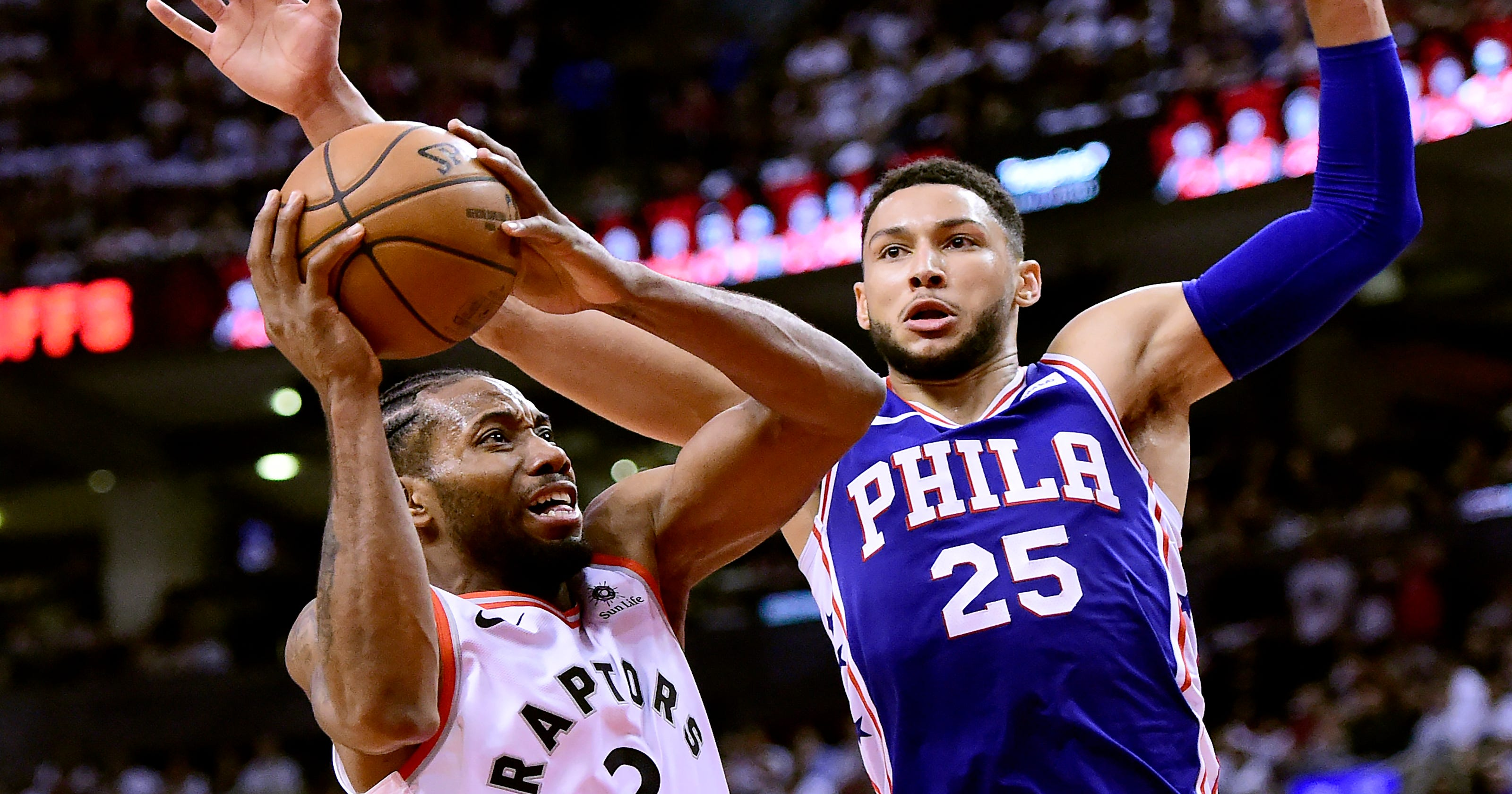 Five keys to a 76ers win over the Raptors Thursday in Game 3