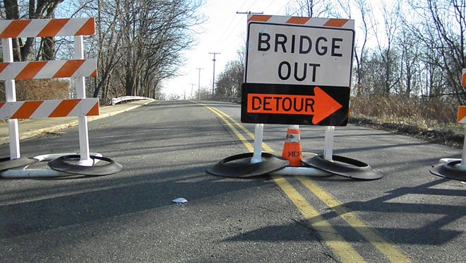 A $2 million FEMA grant will pay most of the cost of replacing sections of the Sandy-damaged Bray Avenue Bridge.