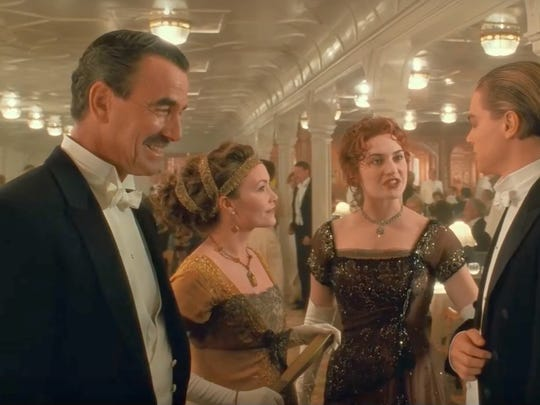 "Eric Braeden played John Jacob Astor in 1997's ""Titanic."""