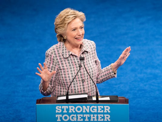 Clinton in fp mb