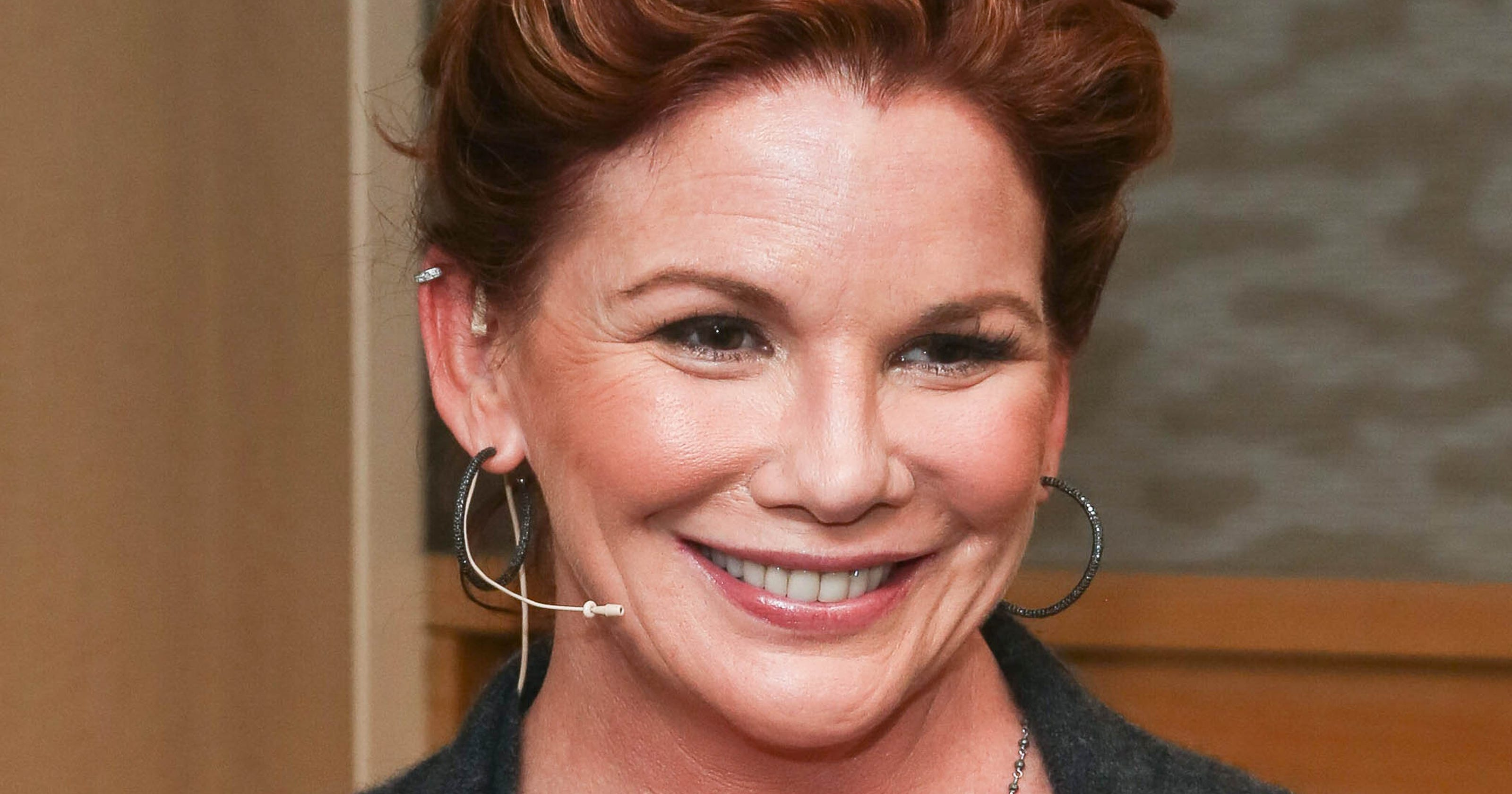 Melissa Gilbert Oliver Stone Humiliated Me In Doors Audition