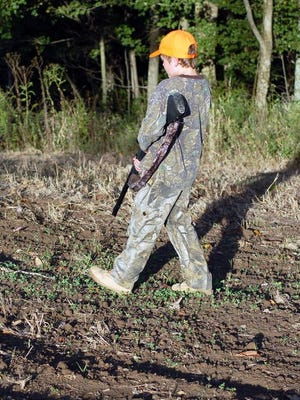 Learning to hunt on your own builds lifelong interest and passion.