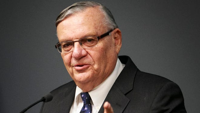 Maricopa County Sheriff Joe Arpaio isn't sure he wants to run for governor, but he's seeking donations and campaign support...just in case.