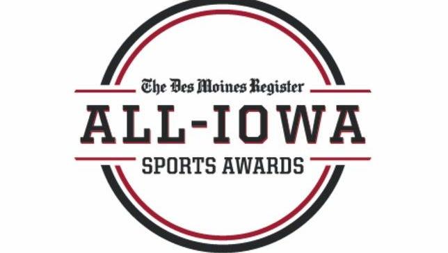 All-Iowa sports logo