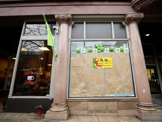 LettUsKnow, which has a stand in Central Market, is opening a storefront on South George Street in York. Co-owner Trae Grabosch says he hopes to open March 1.