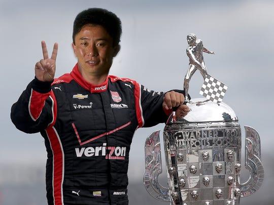 Hiro Matsushita an Indy 500 winner? That's what former IndyStar columnist Bill Benner predicted.