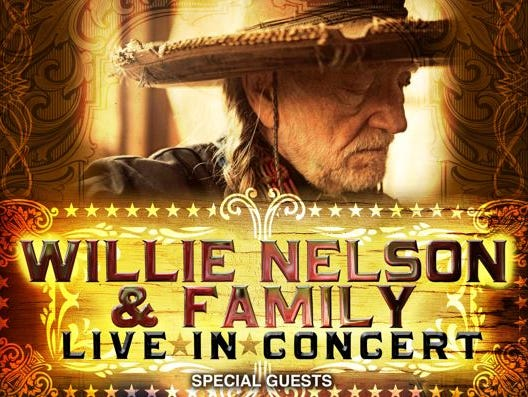 See music legend Willie Nelson at Wells Fargo Arena 4/11. Enter 2/15-3/15