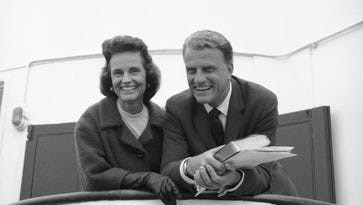 Today's evangelicals should be more like Billy Graham. We all should be.