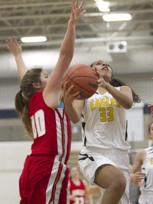 Hartland improved to 4-2 on Thursday night with a crushing 58-16 defeat of Walled Lake Northern.