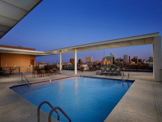 Portland Place condos in downtown Phoenix