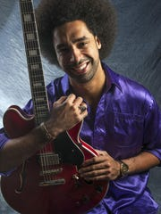"""Selwyn Birchwood celebrates the release of his new album """"Pick Your Poison"""" with his jam-up band at 9 p.m. Friday at Bradfordville Blues Club."""