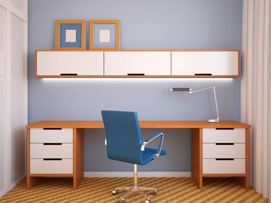 Home offices have to be exclusively for business.