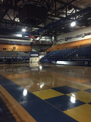 It'll be strange not spending late nights in Frost Arena.