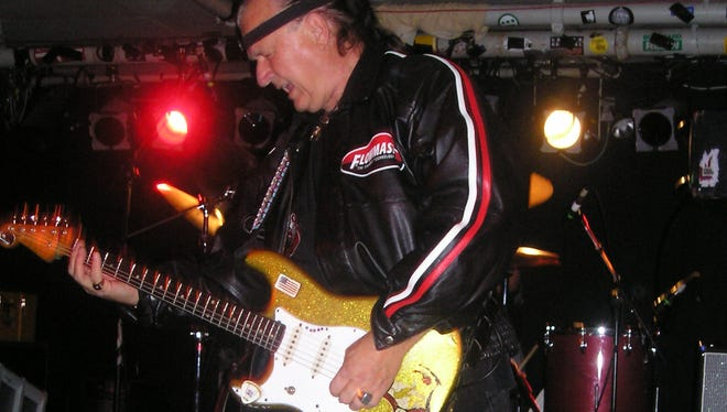 Dick Dale will perform Monday night at the Blue Moon Saloon.